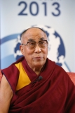 The Dalai Lama Speaks in Cambridge 32628