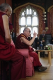 The Dalai Lama Speaks in Cambridge 32631