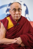 The Dalai Lama Speaks in Cambridge 32639