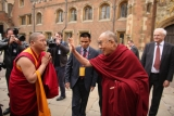 The Dalai Lama Speaks in Cambridge 32643