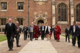 The Dalai Lama Speaks in Cambridge 32715