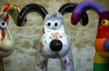 Artists Announced for Gromit Unleashed 32768