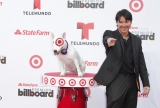 Arrivals at the Billboard Latin Music Awards 33162