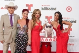 Arrivals at the Billboard Latin Music Awards 33214