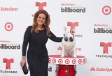Arrivals at the Billboard Latin Music Awards 33235
