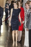 Princess Letizia at the Luca de Tena Foundation Anniversary Concert 33463