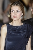 Princess Letizia at the Luca de Tena Foundation Anniversary Concert 33477