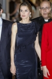 Princess Letizia at the Luca de Tena Foundation Anniversary Concert 33483