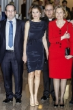 Princess Letizia at the Luca de Tena Foundation Anniversary Concert 33492