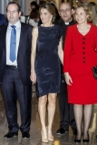 Princess Letizia at the Luca de Tena Foundation Anniversary Concert 33495