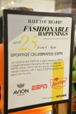 NBA Playoff Party At Bloomingdale's 59th Street 33535