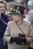 Queen Elizabeth II Wins Big at the Newbury Races 33679