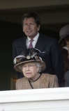 Queen Elizabeth II Wins Big at the Newbury Races 33708