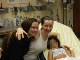 Cleveland kidnapping victim Amanda Berry reunites with older sister, speaks with father 34245