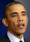 President Obama Delivers Remarks On Capture Of Alleged Boston Marathon Bomber 34584