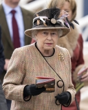 Queen Elizabeth II Wins Big at the Races 34621