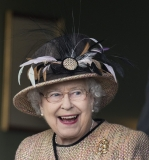 Queen Elizabeth II Wins Big at the Races 34635