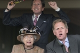 Queen Elizabeth II Wins Big at the Races 34652