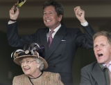 Queen Elizabeth II Wins Big at the Races 34677