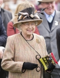 Queen Elizabeth II Wins Big at the Races 34690