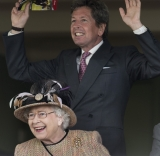 Queen Elizabeth II Wins Big at the Races 34704