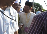 Nomination Day Is Held Ahead of Malaysia's General Election 34720
