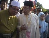 Nomination Day Is Held Ahead of Malaysia's General Election 34770