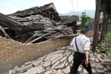 Magnitude 7 Earthquake Hits China's Sichuan Province 34855