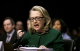 Former Secretary of State Hillary Clinton, is considered as a presidential candidate of the Democratic Party from 2016, furiously protected his handling of the Benghazi attack in a series of hearings on Capitol Hill in January January. 34892