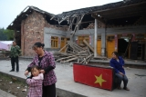 Magnitude 7 Earthquake Hits China's Sichuan Province 34901