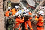 Magnitude 7 Earthquake Hits China's Sichuan Province 34917