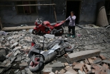 Magnitude 7 Earthquake Hits China's Sichuan Province 34997