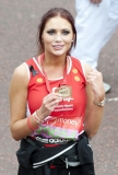 Celebs at the Virgin London Marathon 2 35280