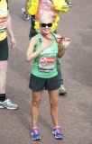 Celebs at the Virgin London Marathon 2 35282