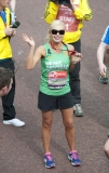 Celebs at the Virgin London Marathon 2 35301