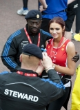 Celebs at the Virgin London Marathon 2 35319
