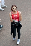 Celebs at the Virgin London Marathon 2 35320