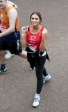 Celebs at the Virgin London Marathon 2 35322