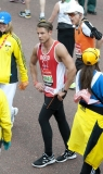 Celebs at the Virgin London Marathon 2 35377