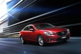 New 2014 Mazda6 offers all the safety and fuel economy of competitors inspired her while keeping its sporty character. 35428