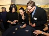 CINDY CHAO Royal Butterfly Brooch Accessioned Into The Smithsonian - Reception 35430
