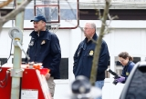 Boston Marathon Bombing Investigation Continues Day After Second Suspect Appr... 35453