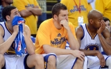 Golden State Warriors: David Lee makes impact with first-half cameo 35454