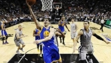 Warriors beat Spurs 100-91 in Game 2 35456