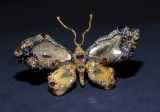 CINDY CHAO Royal Butterfly Brooch Accessioned Into The Smithsonian - Reception 35471