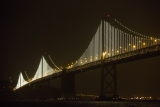 World's Largest LED Light Sculpture Lights Up The Bay Bridge 35547