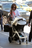Nick Lachey and Vanessa Minnillo Leave LA 35625