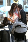 Nick Lachey and Vanessa Minnillo Leave LA 35642
