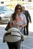 Nick Lachey and Vanessa Minnillo Leave LA 35650