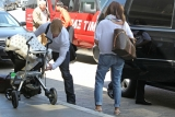 Nick Lachey and Vanessa Minnillo Leave LA 35692
